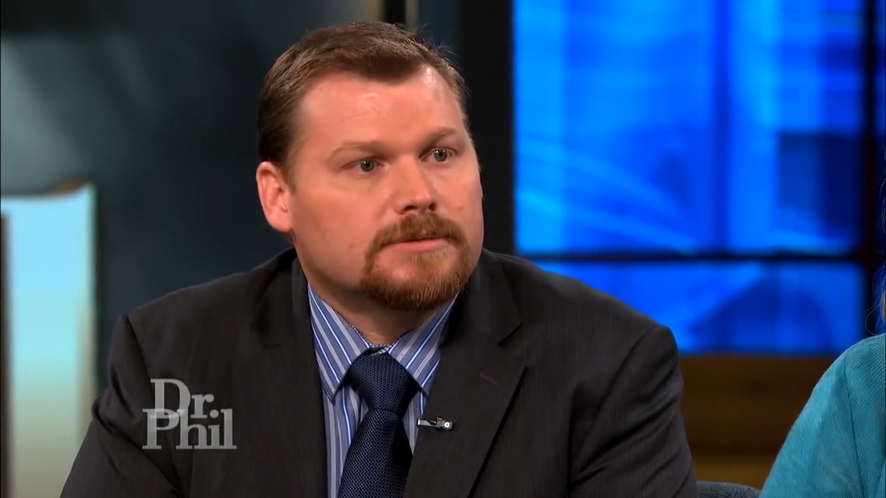 Erica Parsons' adoptive parents speak with Dr Phil