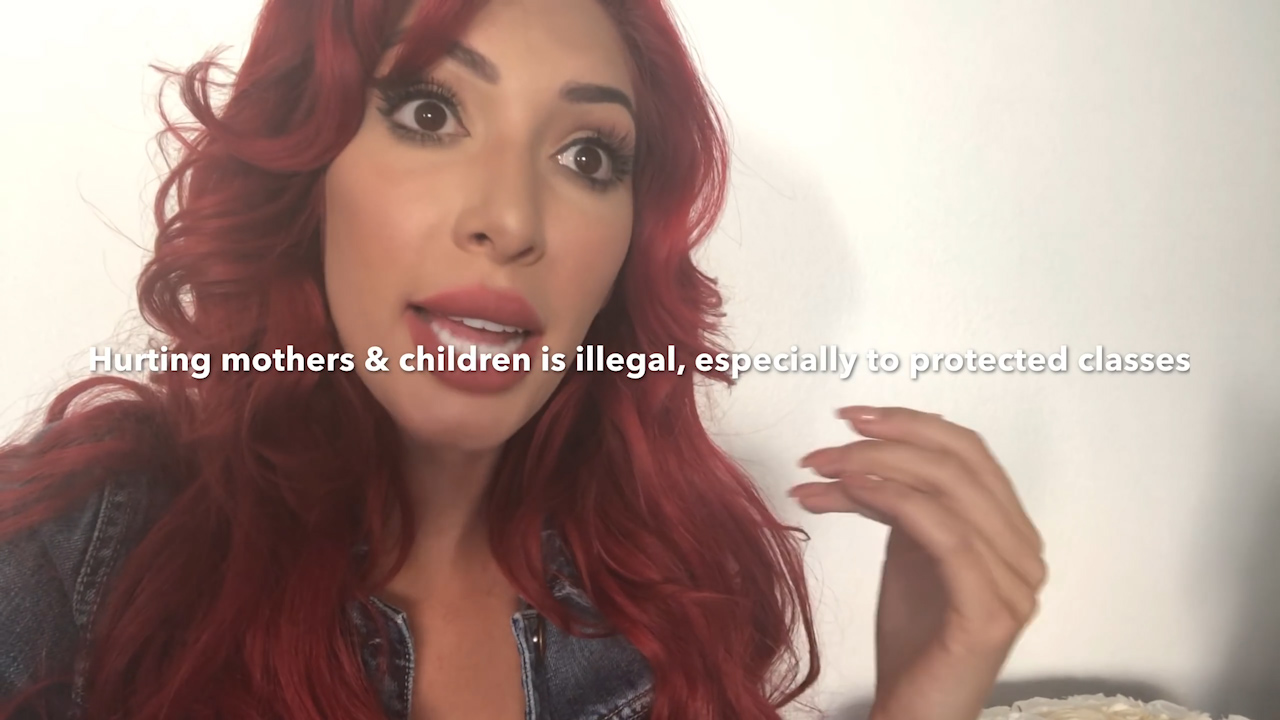 Farrah Abraham accuses 'Teen Mom OG' producers of sex-shaming, harassment