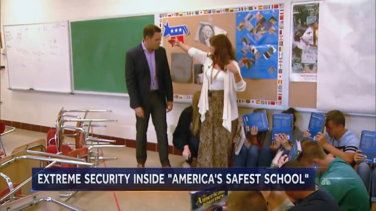 Inside the safest school in the US