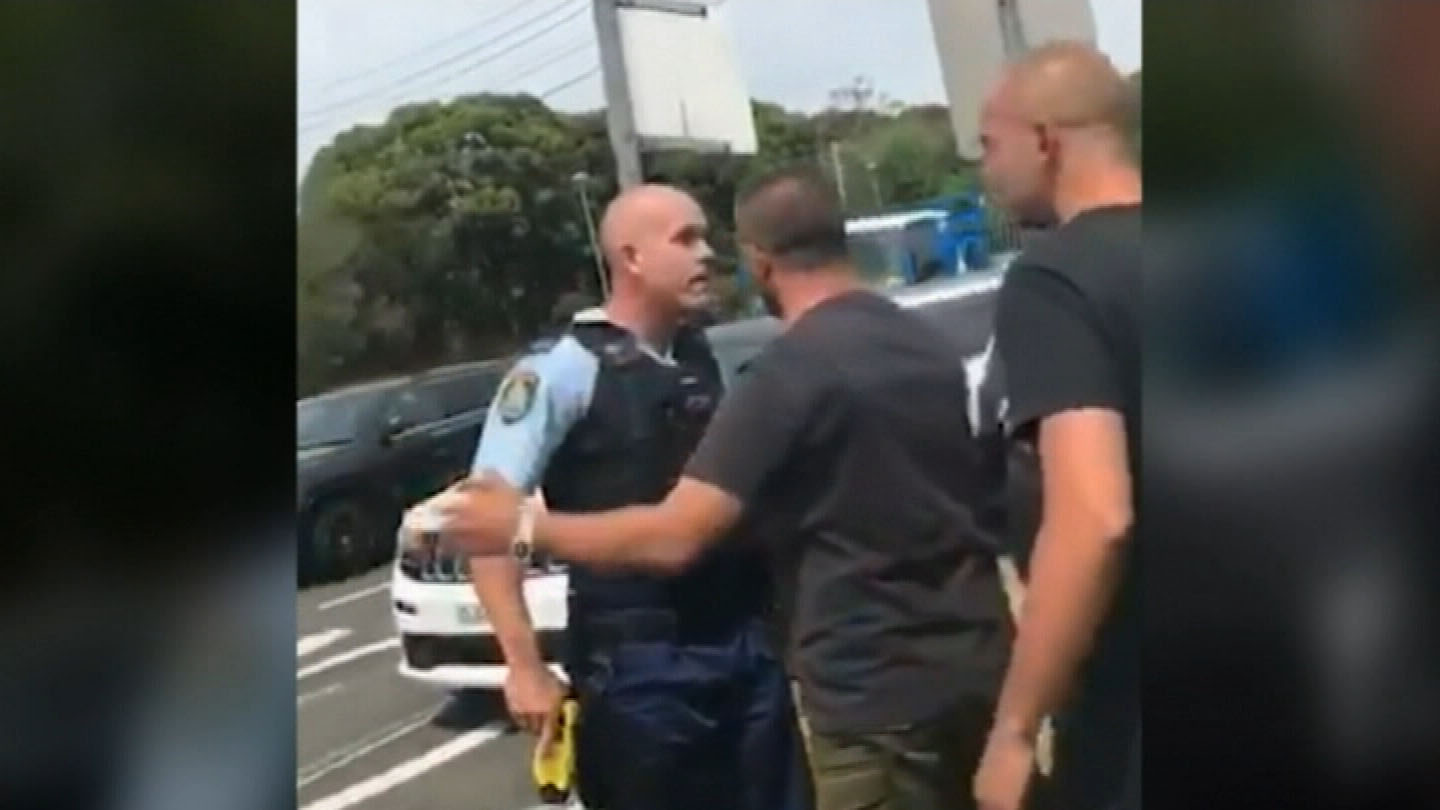 Police clash with mourners at Mick Hawi funeral