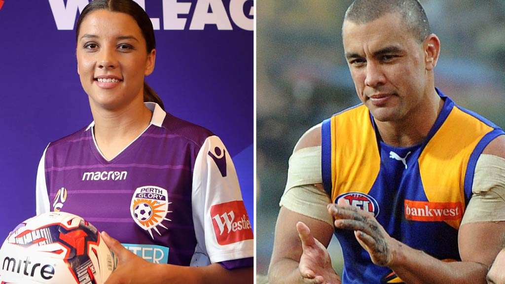 Daniel Kerr wants Sam playing AFLW