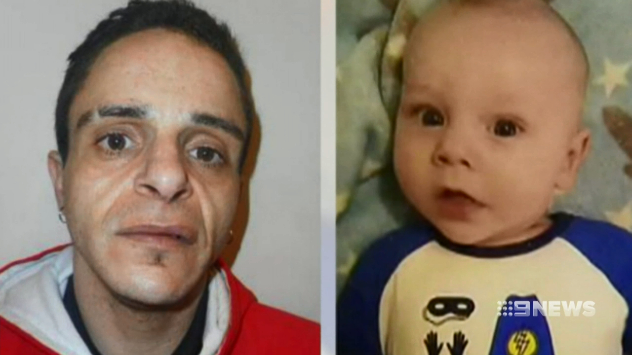 Man accused of murdering baby faces court