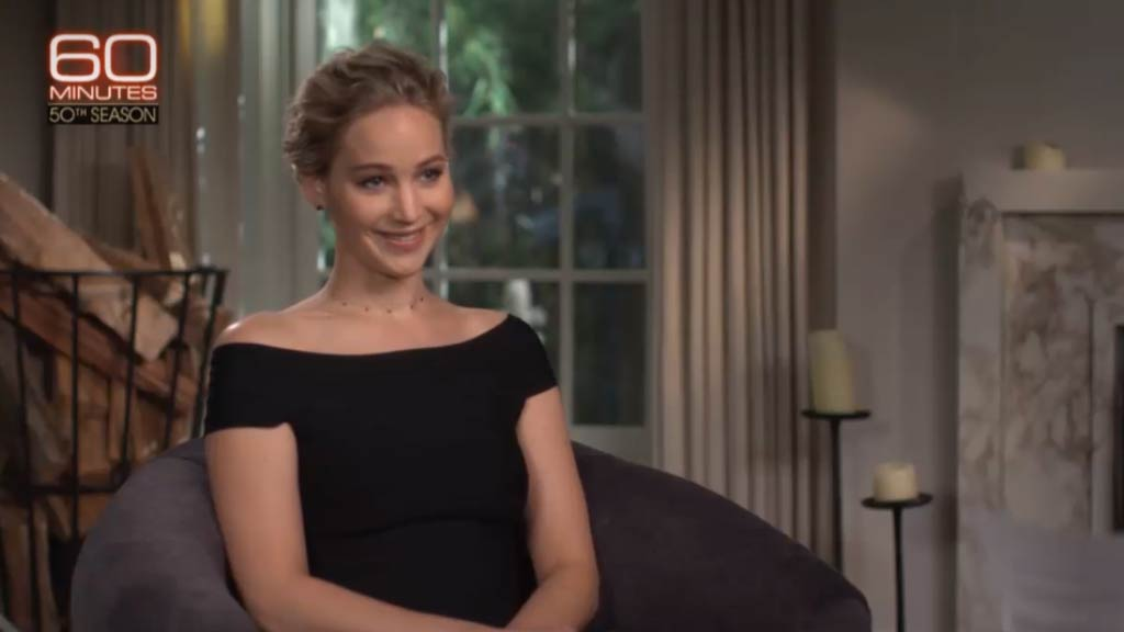 Jennifer Lawrence reveals why she dropped out of school at 14