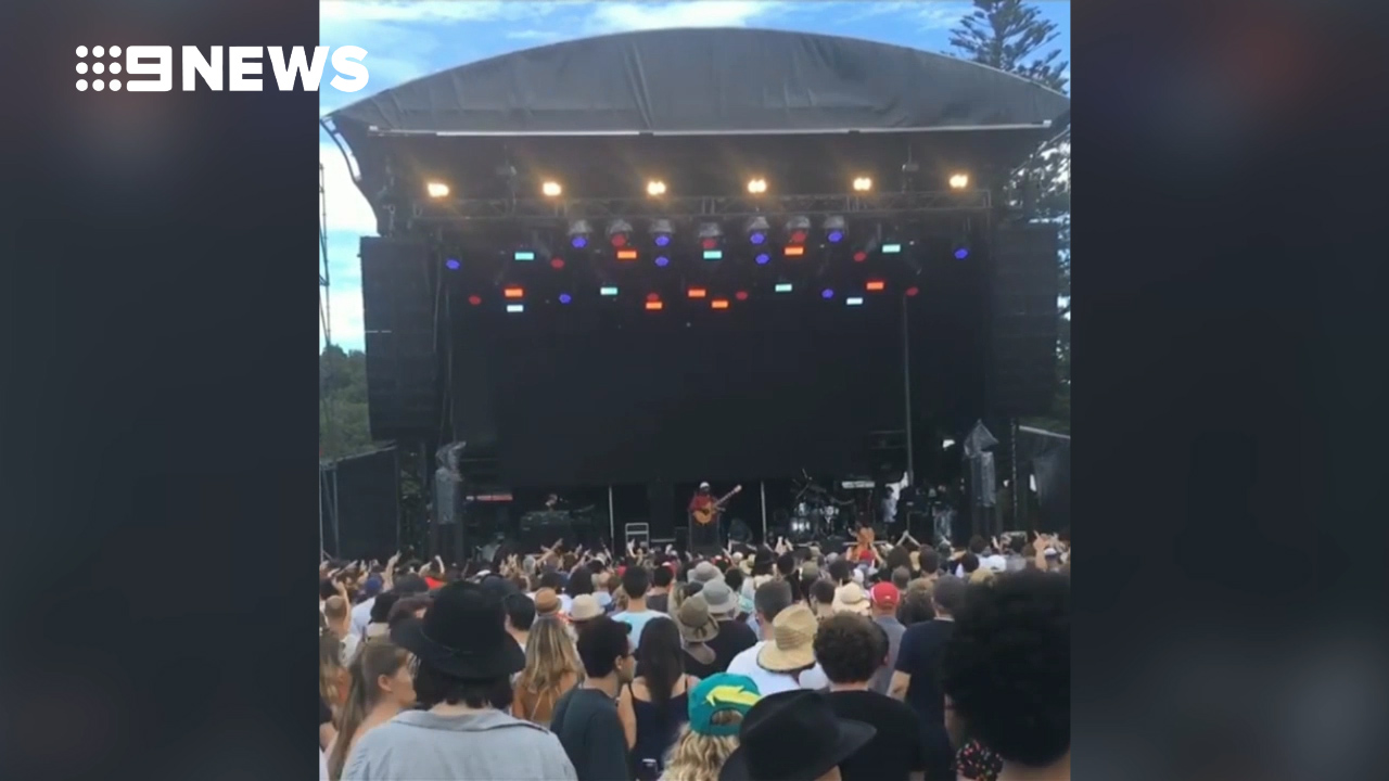 Sixty-two people nabbed for drugs at Sydney City Limits