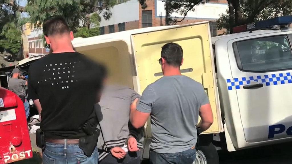 300 kilograms of ephedrine seized by police