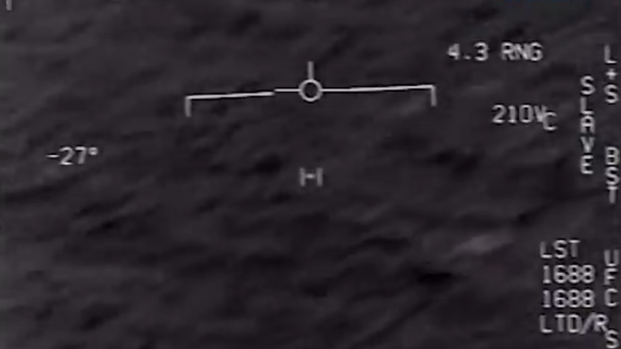 'Wow, what is that?' Navy pilots report unexplained flying objects