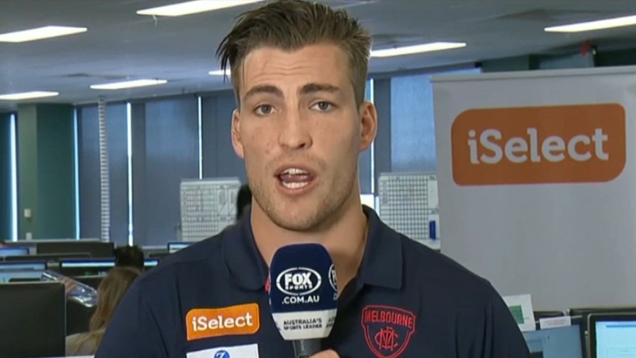 Viney opens up on injury struggles