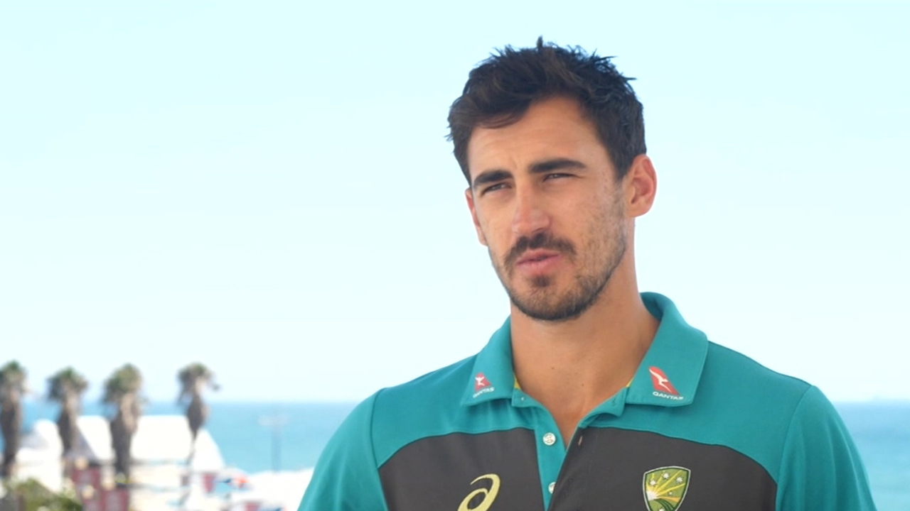 Starc has no sympathy for Rabada