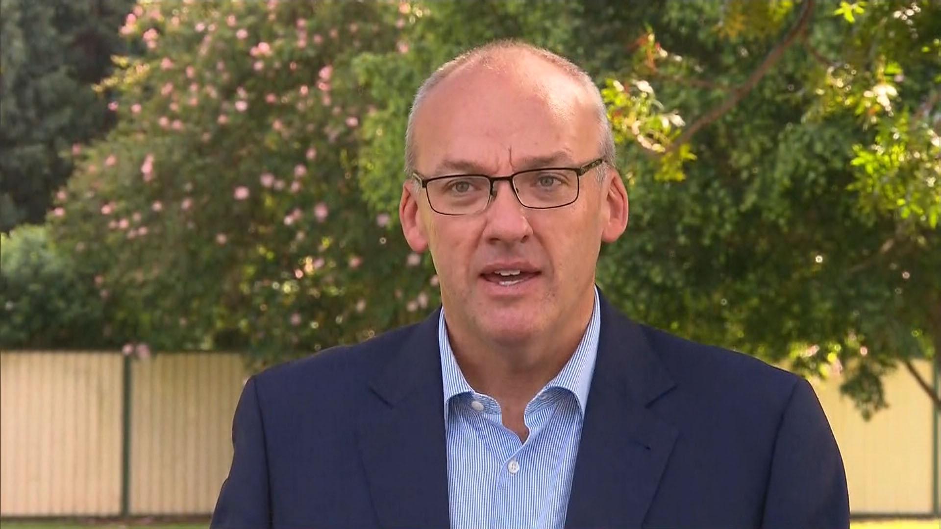 Luke Foley responds to harassment complaint against MP