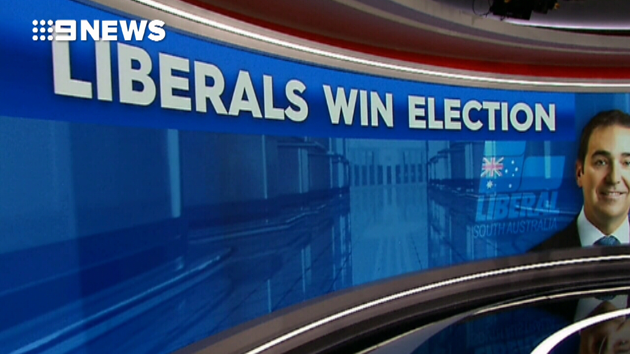 Nine projects Liberal win