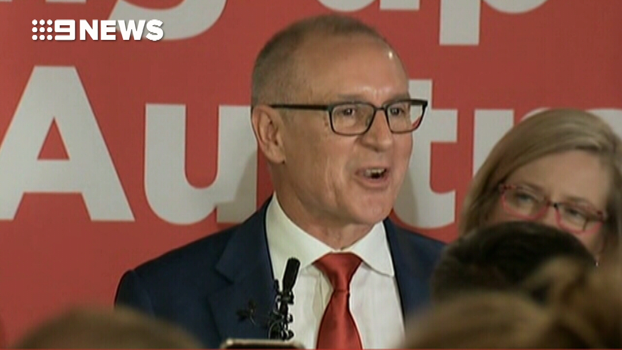 Jay Weatherill concedes