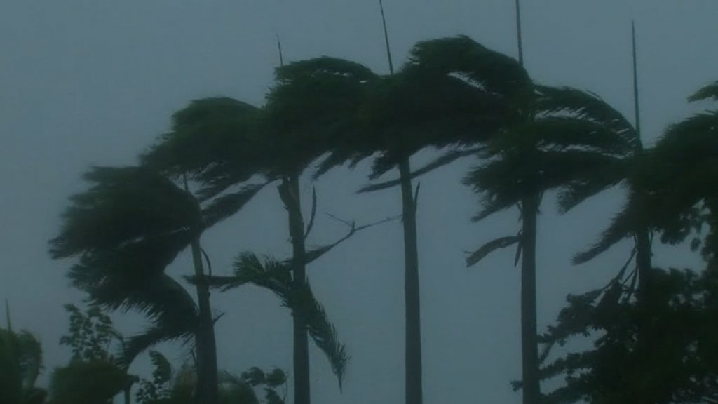 Darwin begins clean-up as Cyclone Marcus heads towards WA