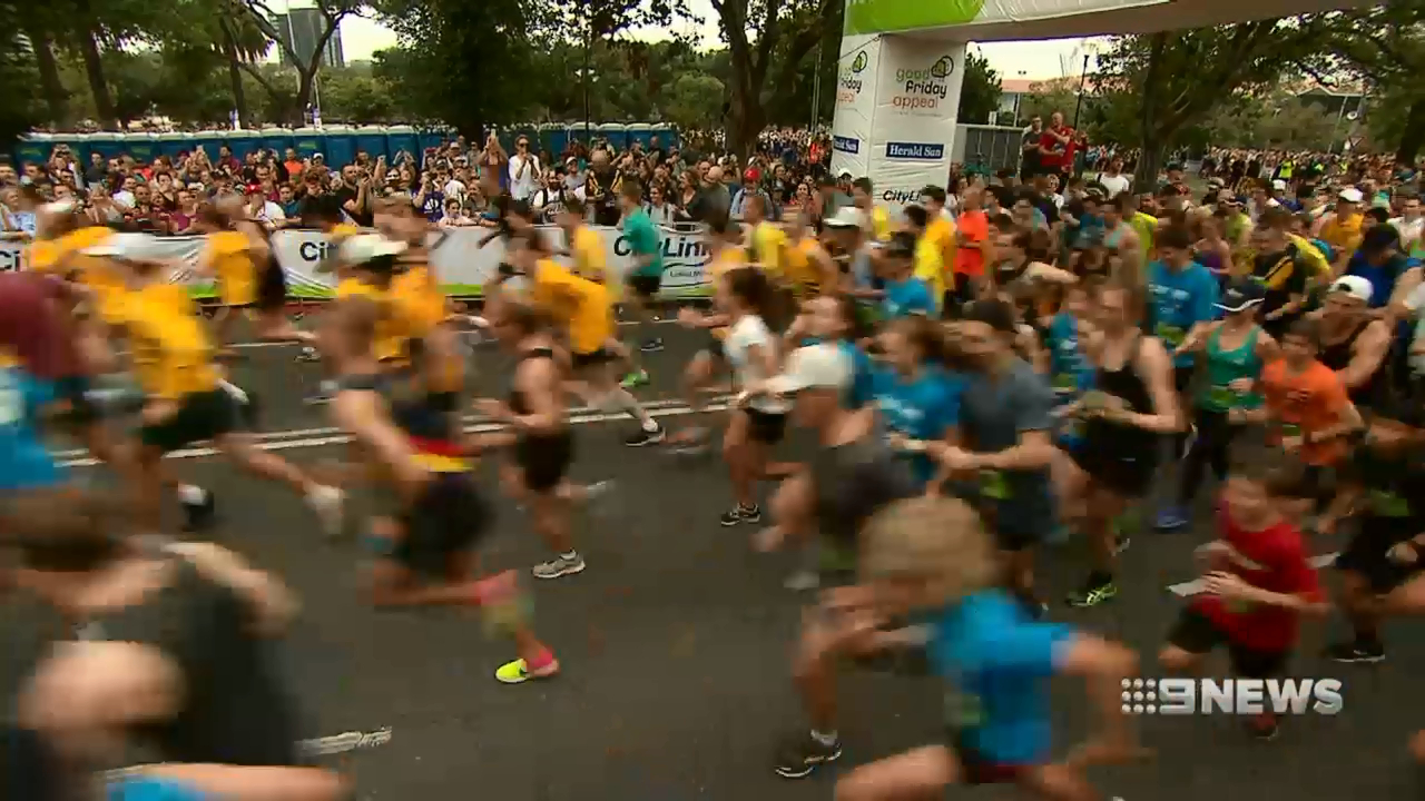 Thousands turn out for 'Run for the Kids'