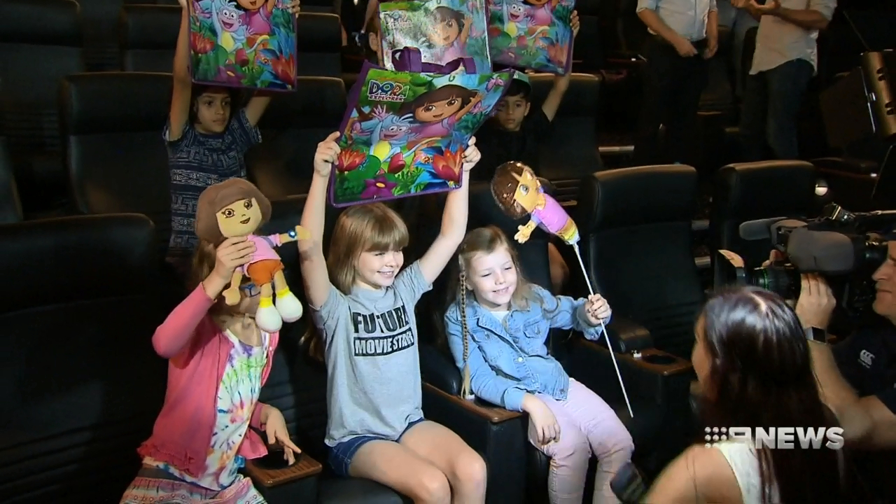 'Dora the Explorer' film to be made in Queensland