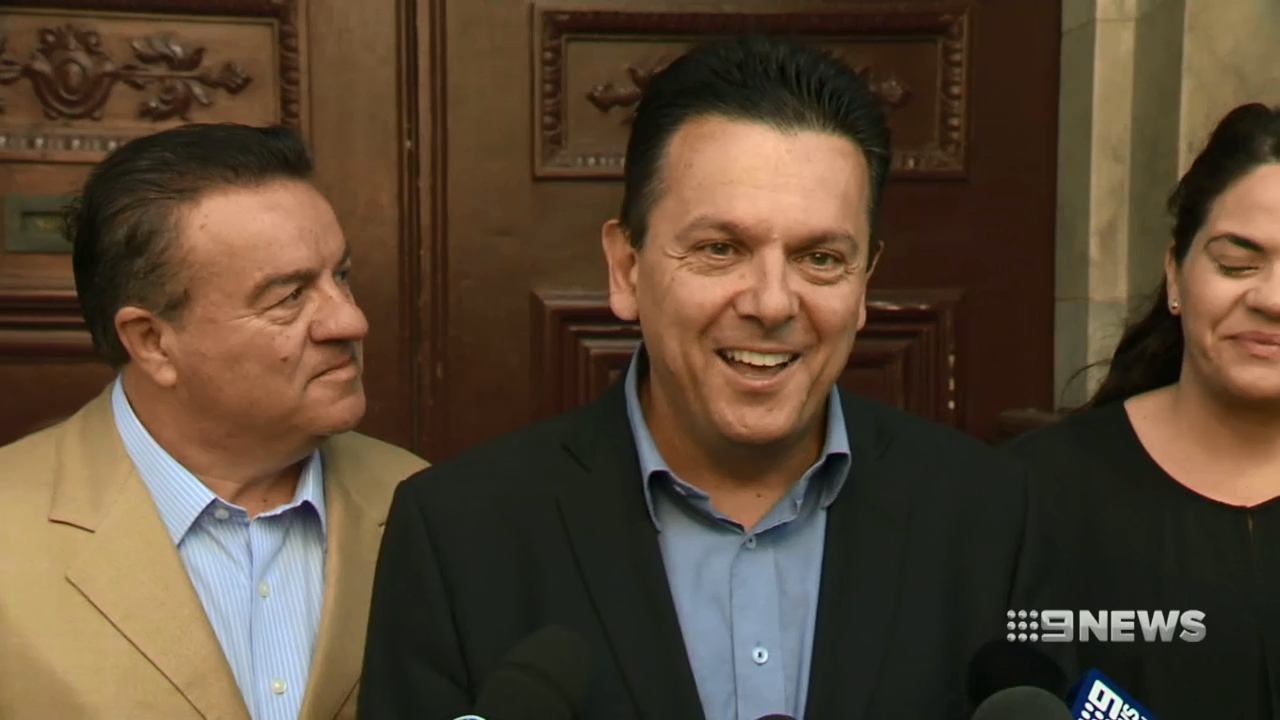 Nick Xenophon's party falls spectacularly short in the SA election race
