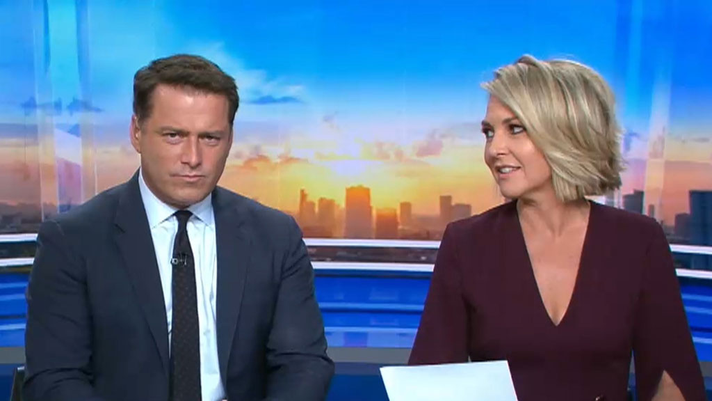Karl Stefanovic reveals fear of dachshunds on Today