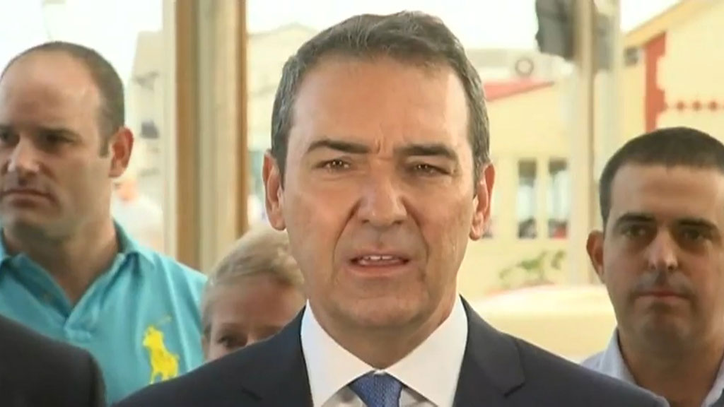 Steven Marshall sworn in as SA premier