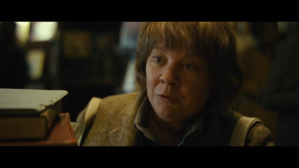 Melissa McCarthy unrecognisable in 'Can You Ever Forgive Me'