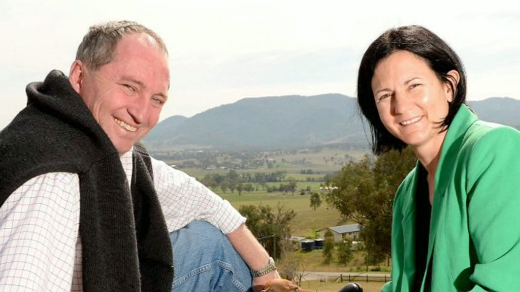 Barnaby's estranged wife asked to run against ex-husband