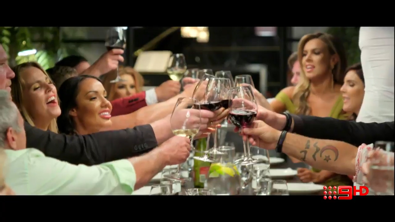 Married At First Sight: The final dinner party