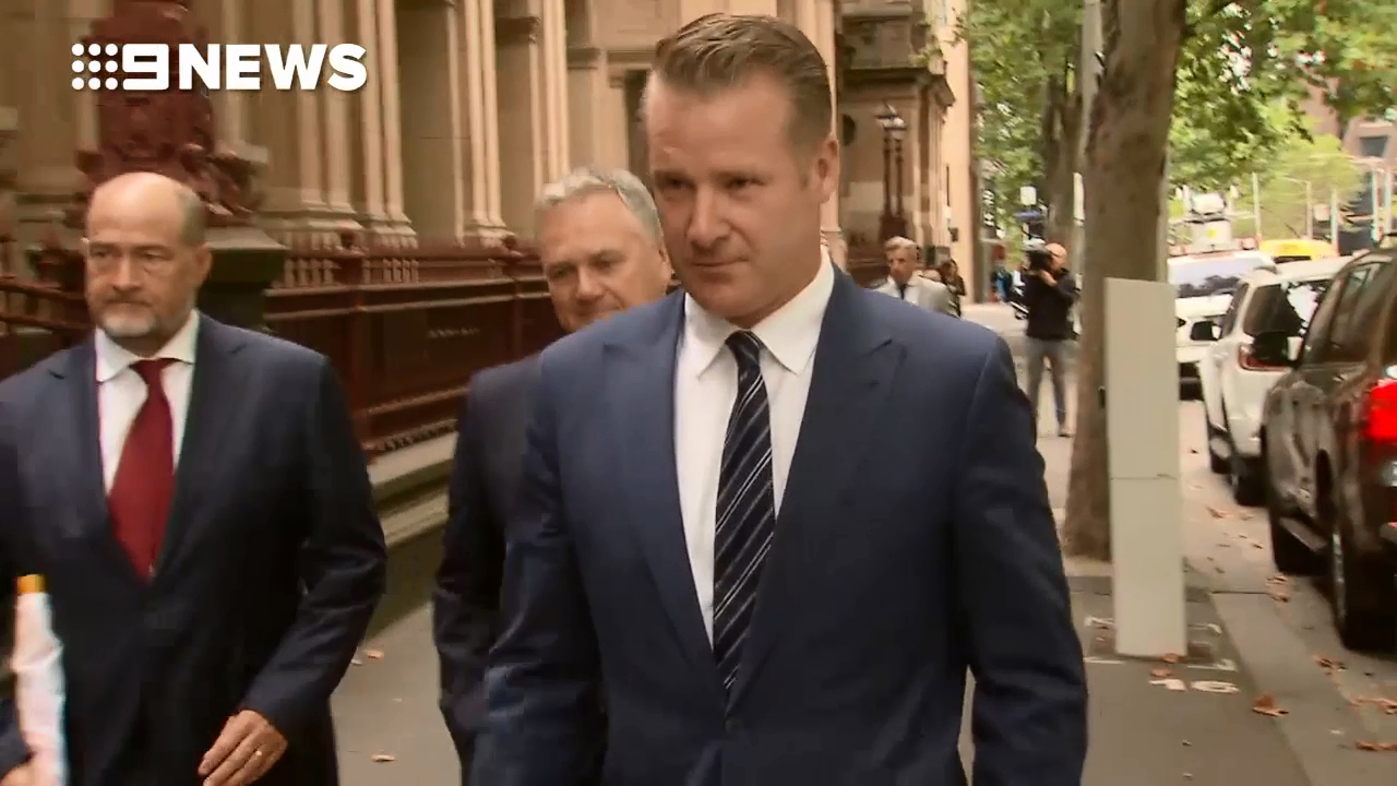 Channel 7 staff front court over on-air blunder
