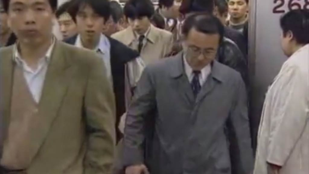 Civilians comment in the aftermath of Tokyo sarin gas attack