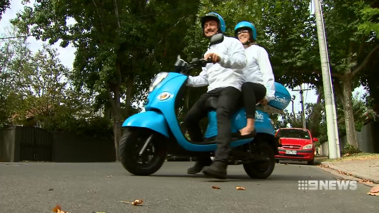Scooter-sharing service to roll out in Melbourne