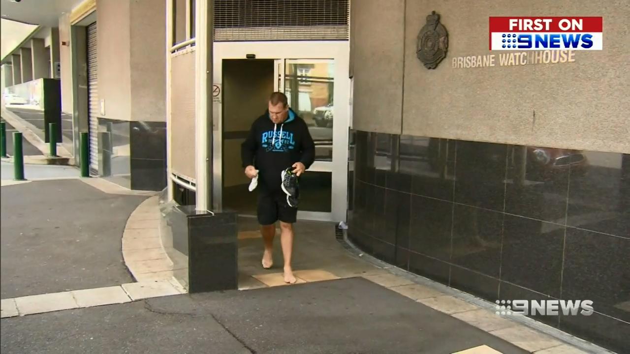 Former NRL player sentenced over violent robbery
