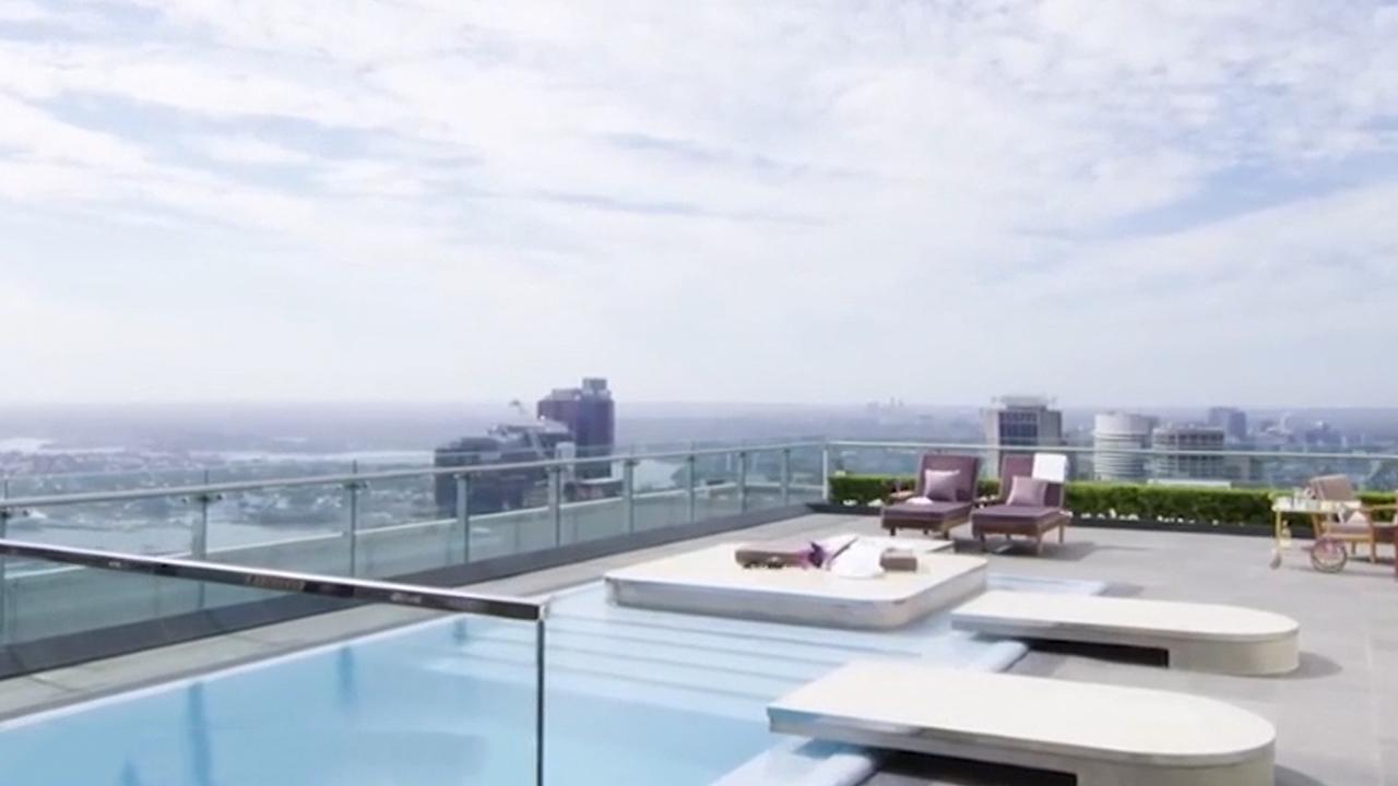 66m Secret Penthouse Is Australia S Priciest Apartment
