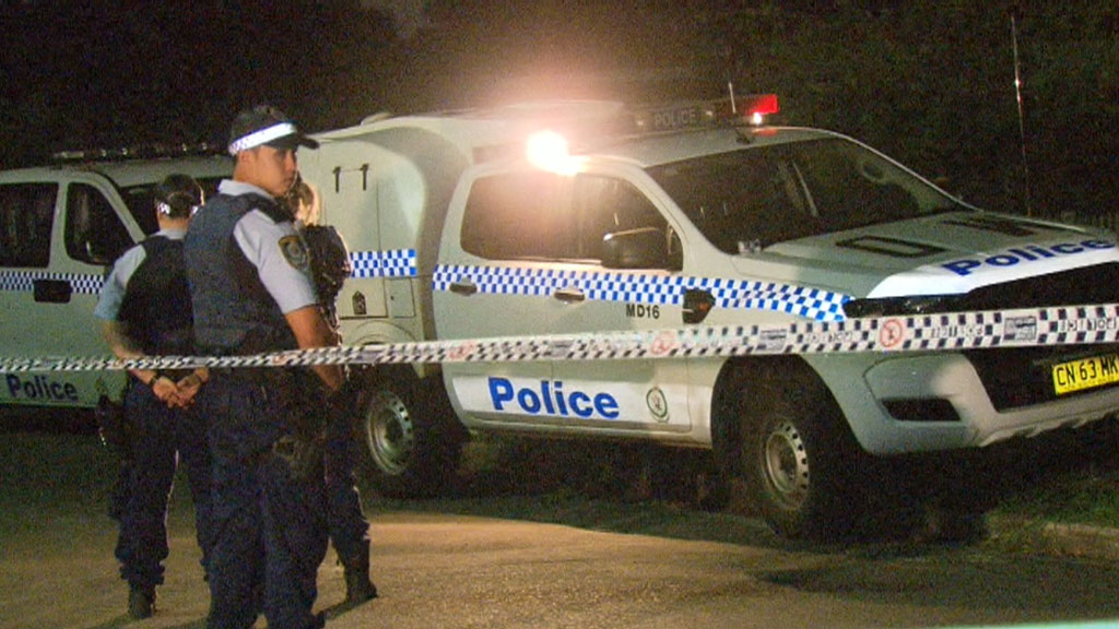 Double shooting in Sydney's west