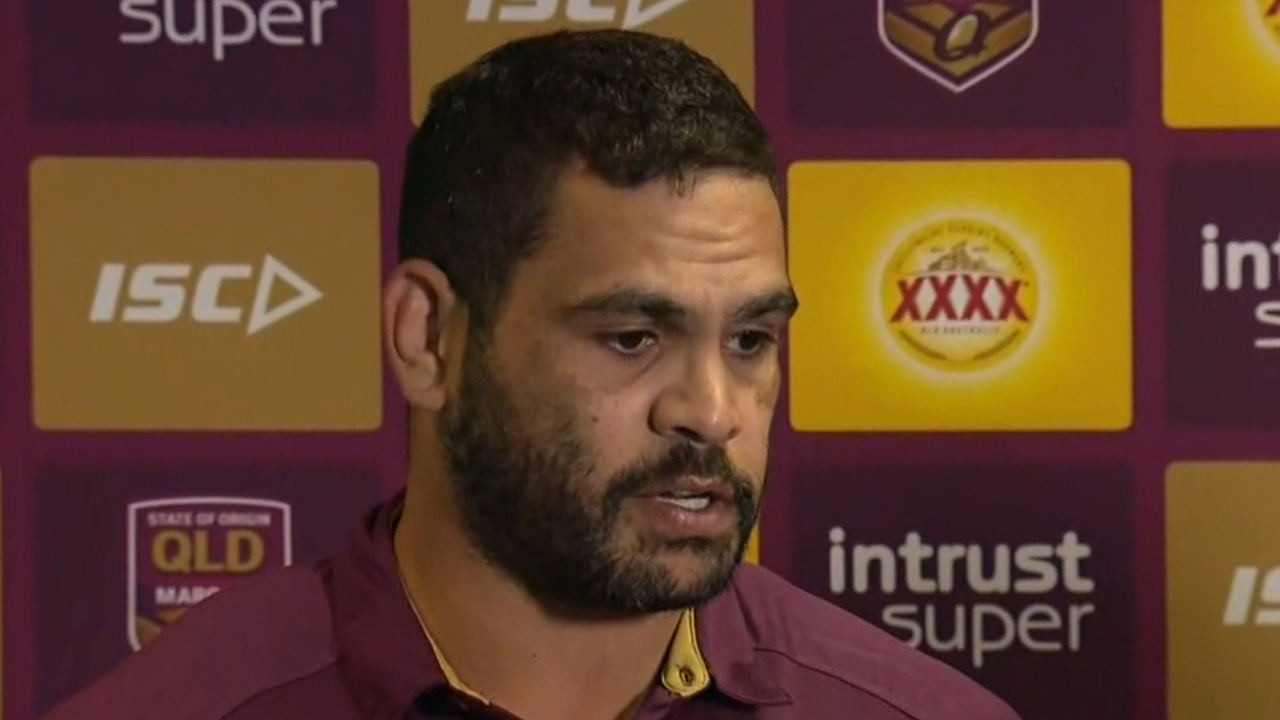 Inglis describes racism as 'appalling'
