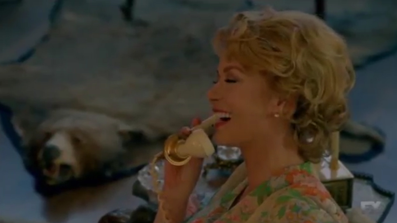 Catherine Zeta-Jones plays Olivia de Havilland on Feud