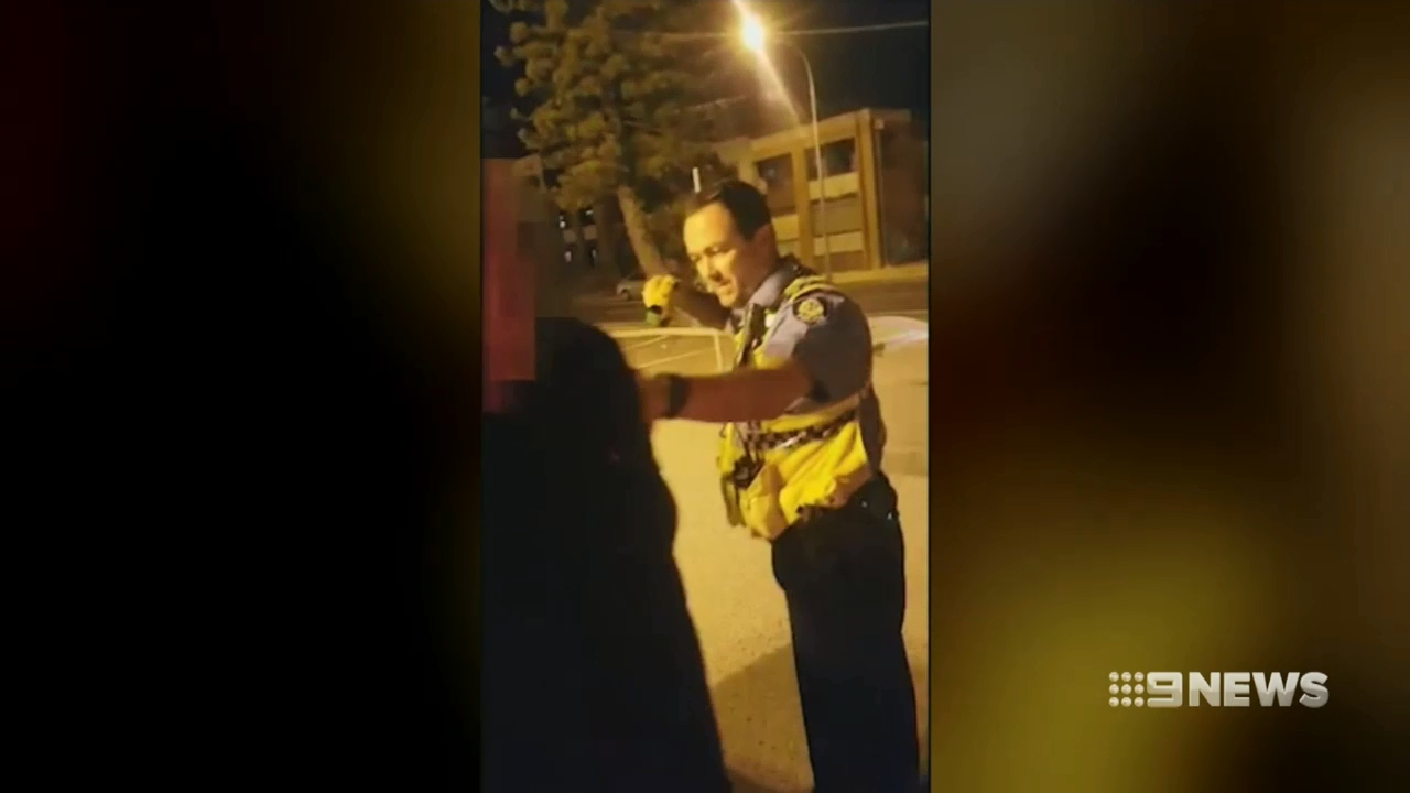 Police officer tasered innocent driver on his way to dinner