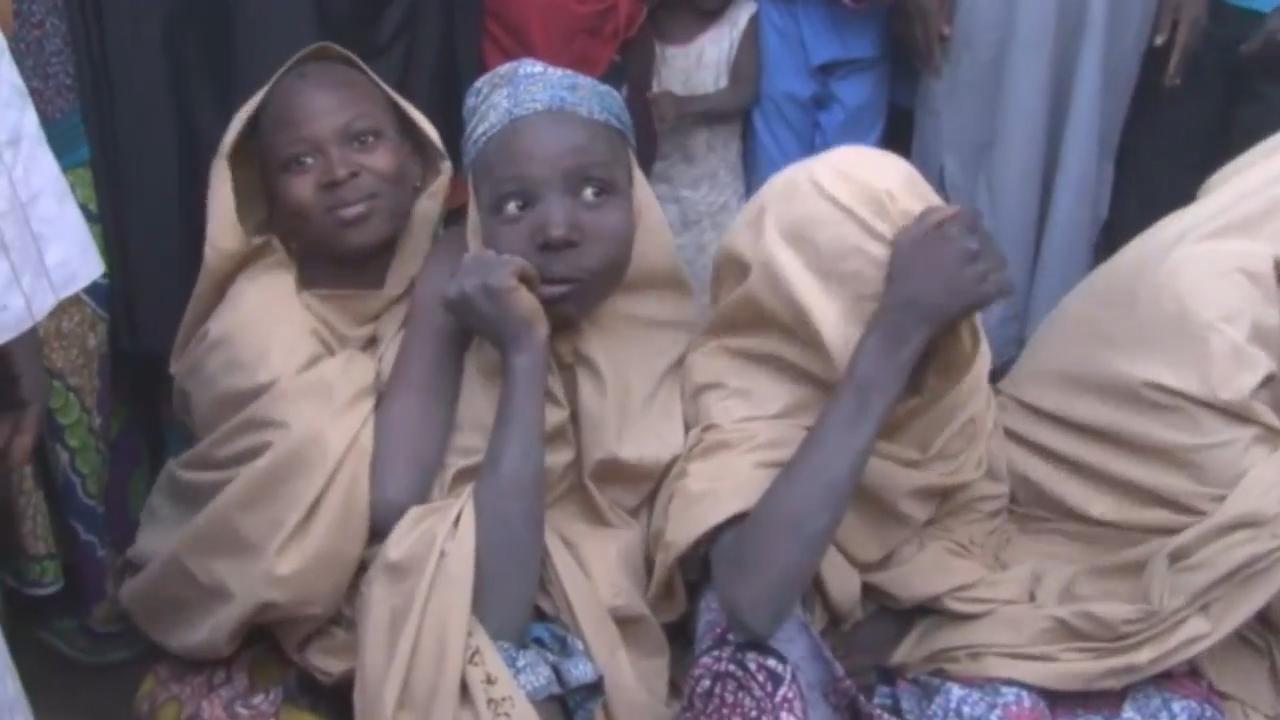 100 freed from Boko Haram captivity