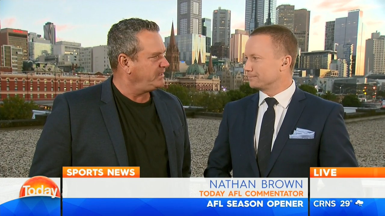Brown reveals the Tigers' threat in 2018