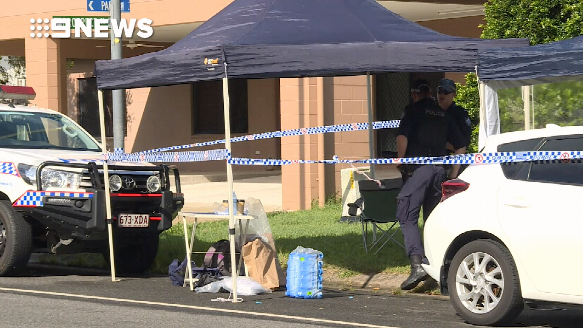 Cairns teen charged with stabbing man to death