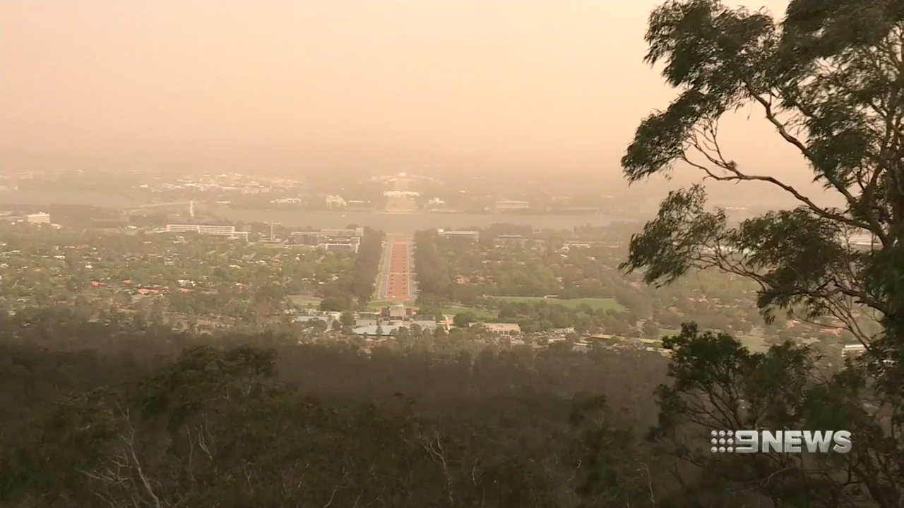 Firefighters union warns of potential for Tathra-like bushfires in Canberra