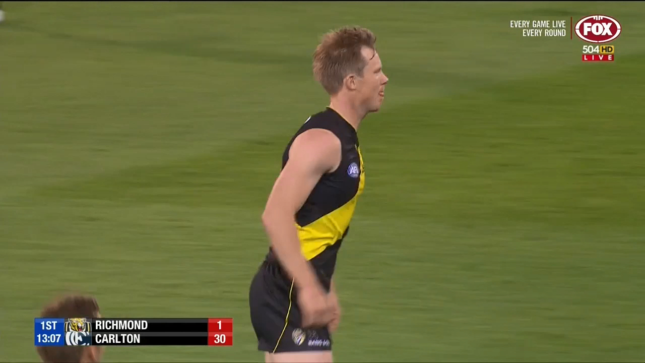 Tigers and Blues clash after Riewolt goal