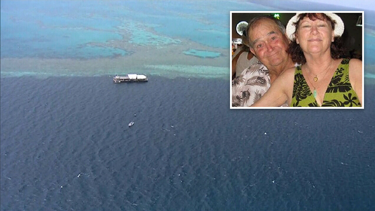 Helicopter crash victims were on 'honeymoon of a lifetime'