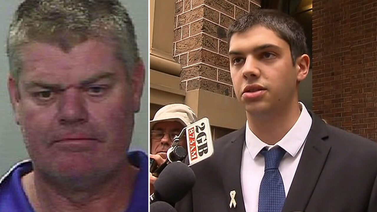 Stephen Boyd's son says 'justice has been served'
