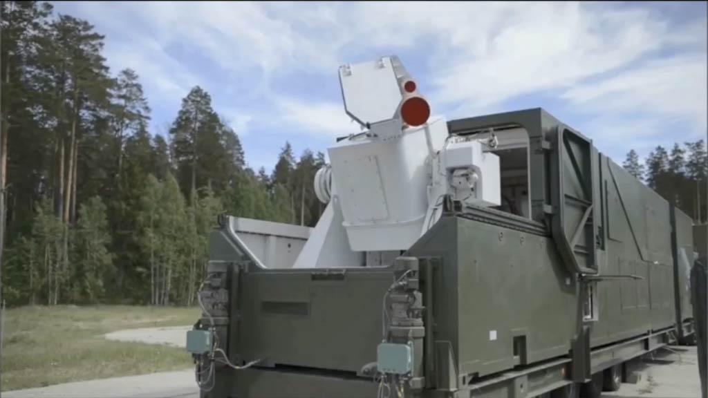 News laser guided weapon joins Russia's arsenal