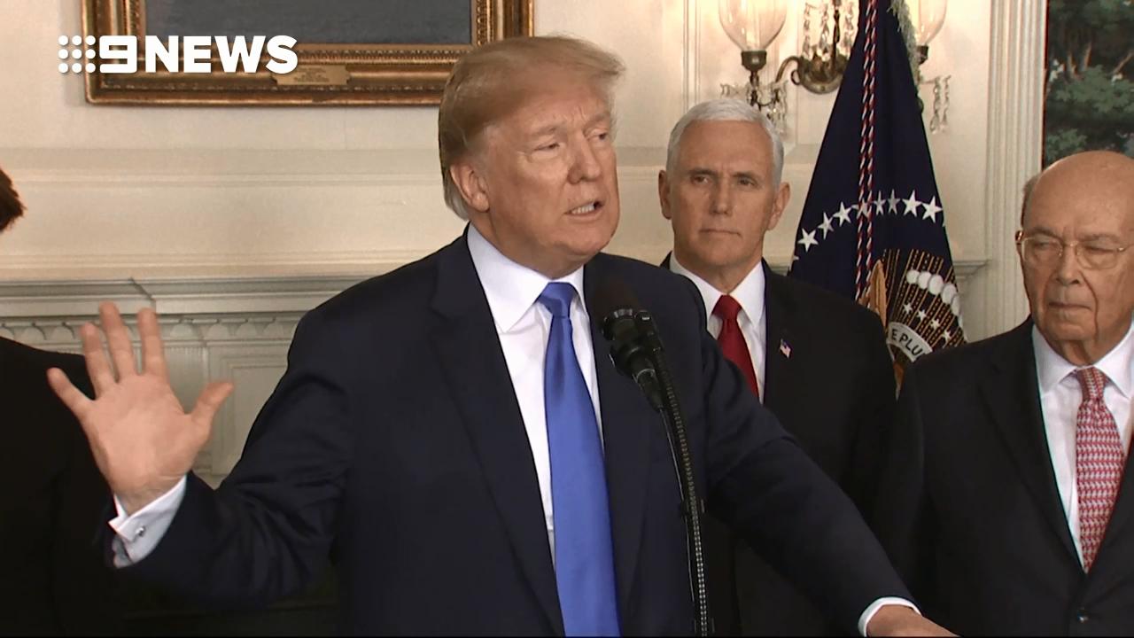Donald Trump sets $77 billion China tariff plan