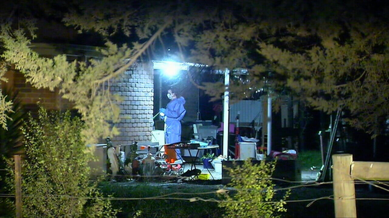 Body found at Melbourne home