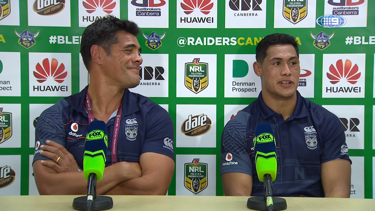 NRL Press Conference: Warriors - Round 3
