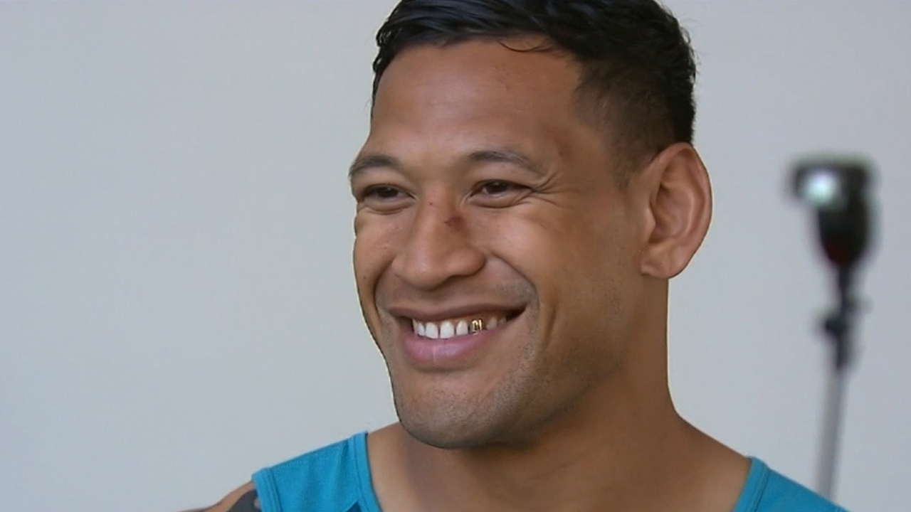 Folau to face the music for offensive tweet