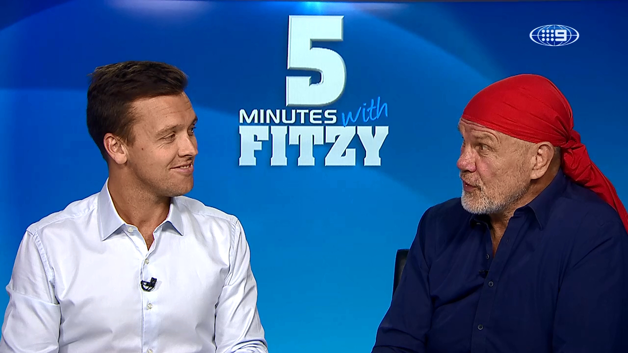 5 Minutes with Fitzy: Folau punishment enough?