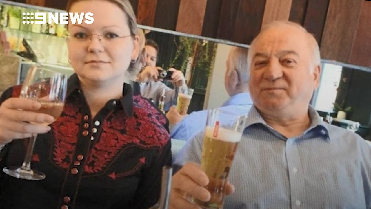 How the poisoning of former Russian spy unfolded