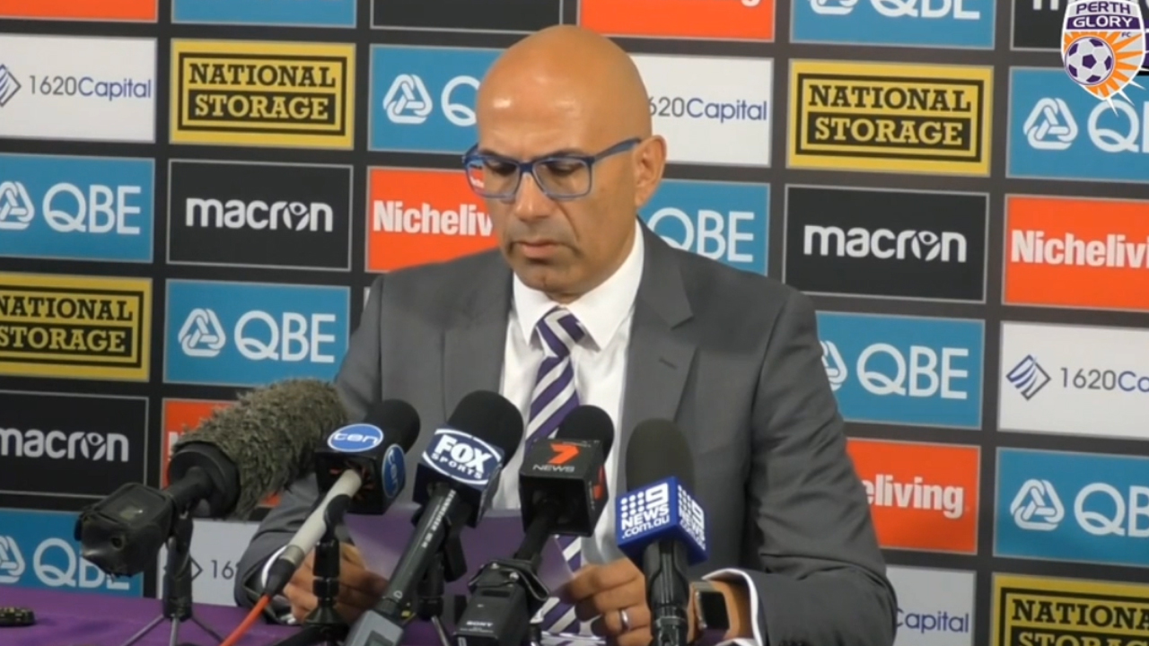 Perth Glory announce Lowe resignation