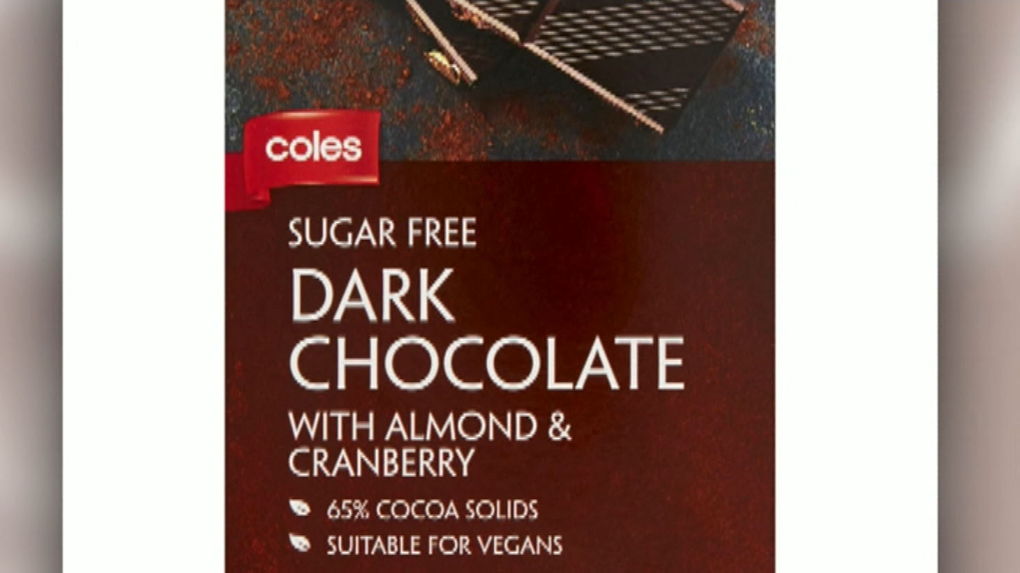 Recall issued for Coles brand chocolate