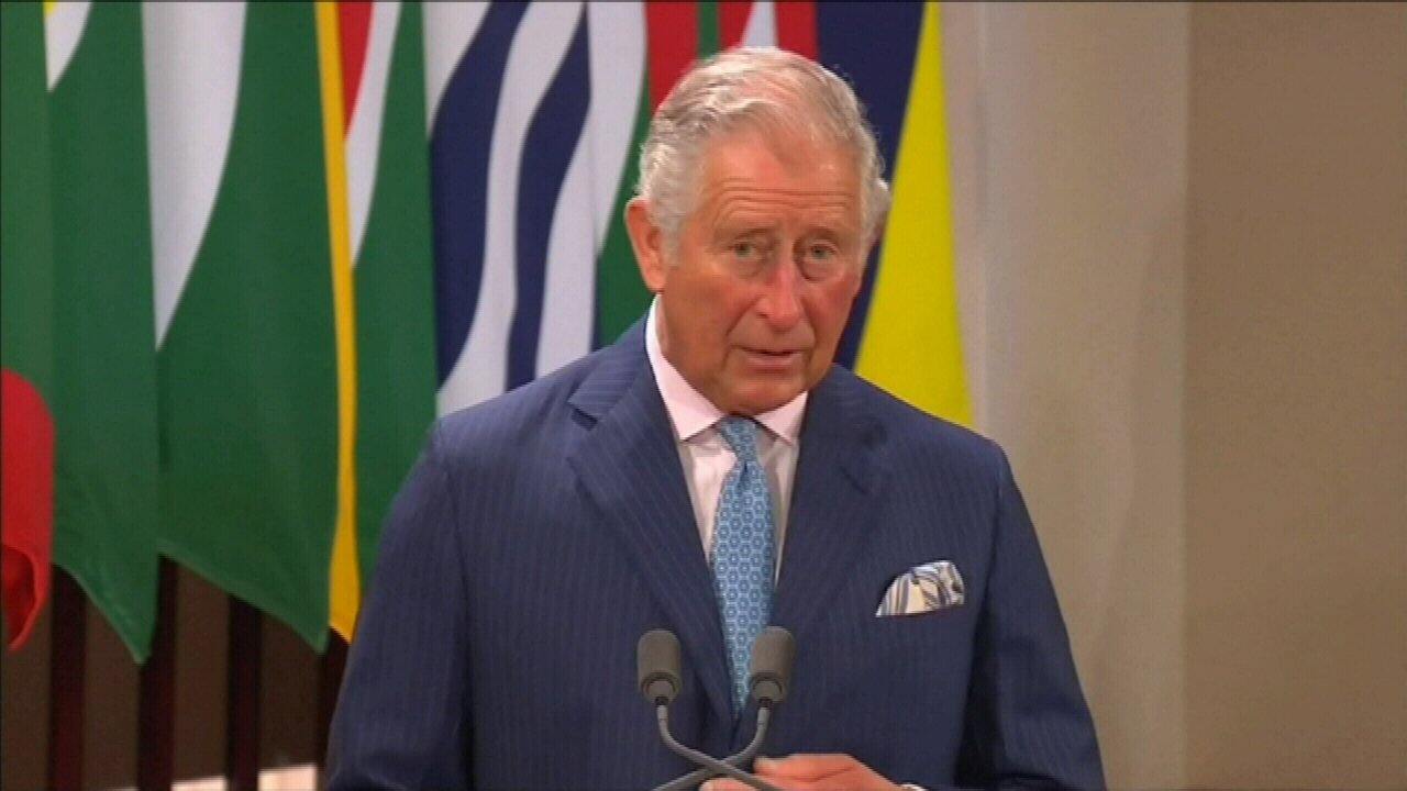 Prince Charles confirmed as next Head of Commonwealth